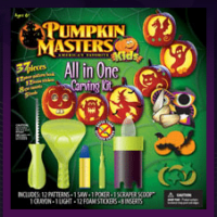 Get Your Halloween On with Pumpkin Masters
