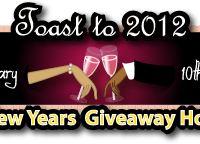 Toast To 2012 Giveaway Hop Sign Ups