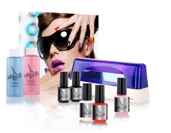 What to expect from the Gel Haute Polish Pro Kit ::