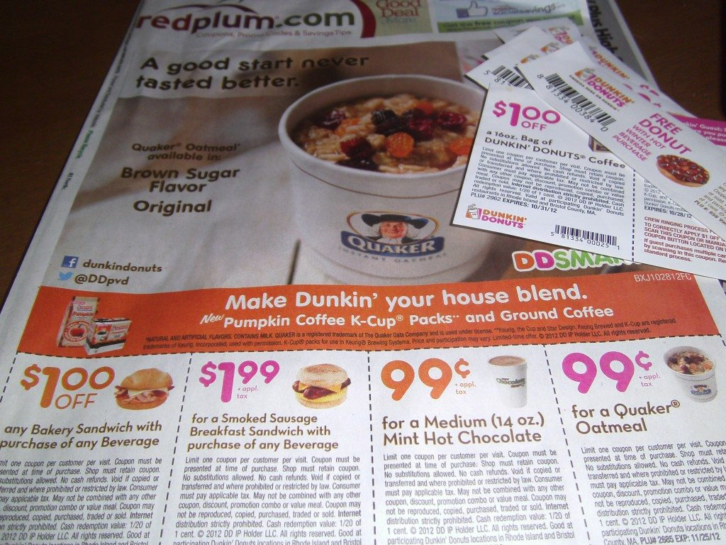 How To Save Money at Dunkin Donuts | LIFESTYLE BLOG