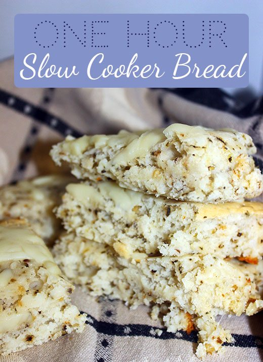 Slow Cooker Bread #Recipe