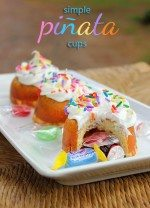 Easy Piñata Cups Recipe
