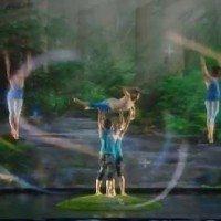 Electrobatique: Where Water Meets Dance