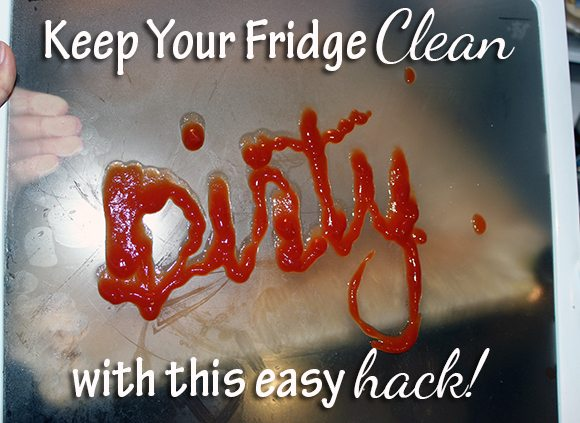 Fridge Cleaning Tips #cleaning #kitchen