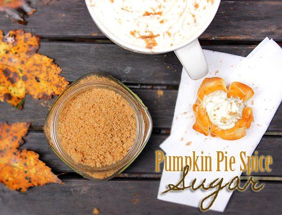 Pumpkin Pie Spice Sugar Recipe