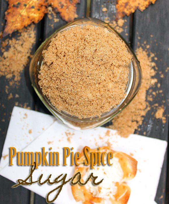 Simple Pumpkin Pie Sugar Recipe