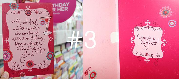 Birthday Cards for Her! #BirthdaySmiles Help me pick the perfect Hallmark birthday card! #shop #cbias