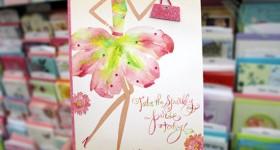 Sparkly Birthday Card #BirthdaySmiles #shop #cbias