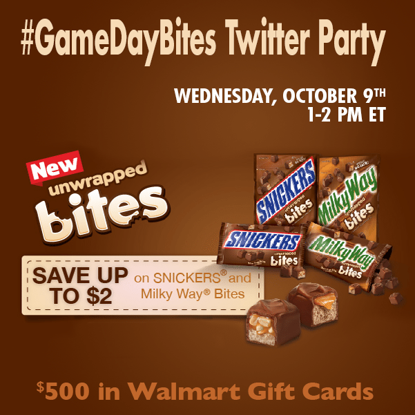 #GameDayBites Twitter Party #shop