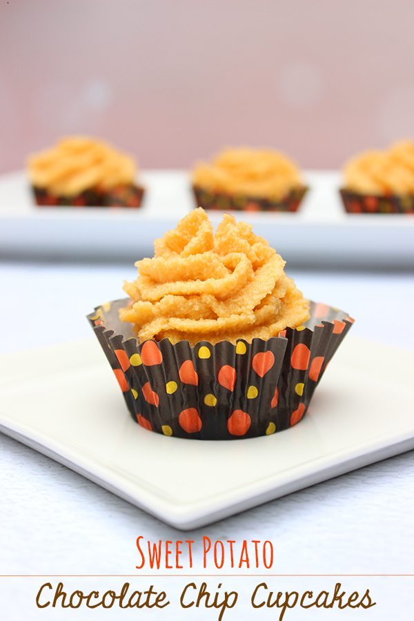 Sweet Potato Cupcakes with only 2 Ingredients #recipe #cupcakes #dessert