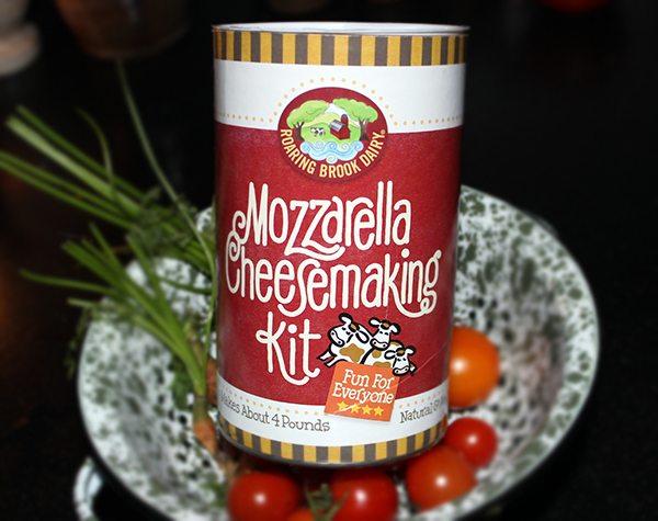 #DIY Mozzarella Cheese #Recipe #WorldMarket