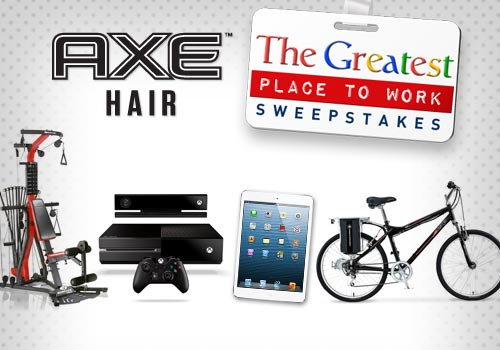 Axe Hair, Walmart, The Internship #ad