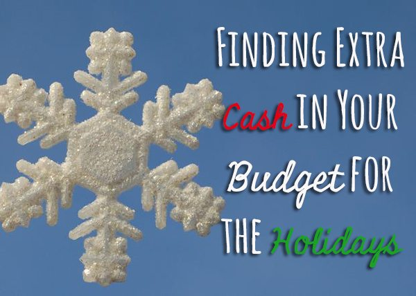 Tips for Finding Extra Cash In Your Budget for the #Holidays #HRBlockEA #ad