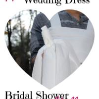 TP Wedding Dress Bridal Shower Game #CottonelleTarget