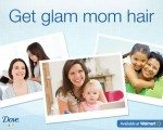 Holiday Hair for Busy Moms with Dove® Hair: $1.50 off Coupon