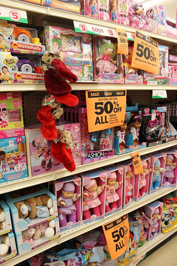 Holiday Shopping At Family Dollar Huge Bogo 50 Off Sale