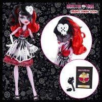 Black Carpet? Monster High is Taking Over Hauntlywood (and Walmart!)