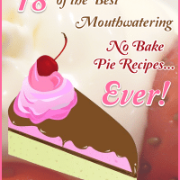 "Celebrate 'Pi"" Day with 18 Mouthwatering No Bake Pie Recipes"