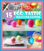 Creative Ideas for Decorating Easter Eggs (and giveaway)