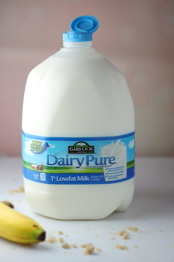Dairy Pure Milk with Worry Free Flip Cap