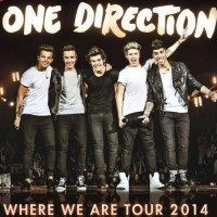 One Direction Tour Ticket Giveaway