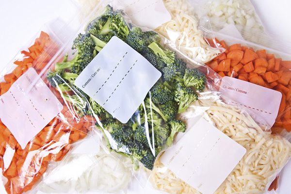 A busy woman's guide to freezer cooking