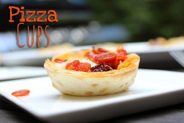 pizzacups
