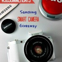 Snap Summer into Shape with this Samsung Smart Camera Giveaway #30SummerDays