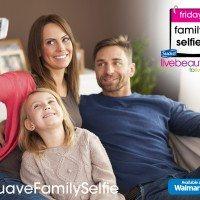 Suave Family Selfie