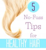 5 Practical Tips on How to Have Healthy Hair