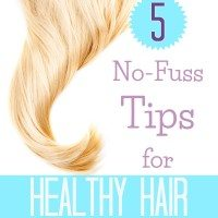 5 practical hair tips for everyone.