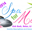 Spa for Ma Event