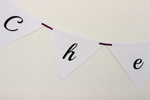 create your own pendant banner