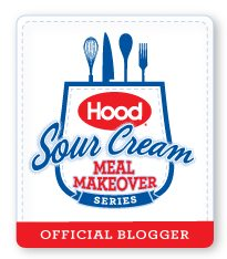 hood sour cream meal makeover