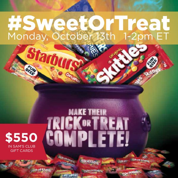 #SweetOrTreat-Twitter-Party-10-13-1pmEST