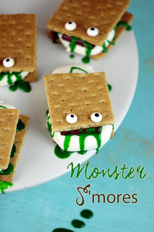 monster smores