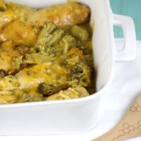 Slow Cooker Broccoli and Cheese Chicken Recipe
