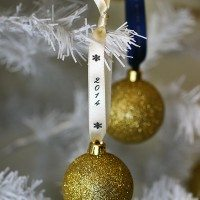2014 diy ornament