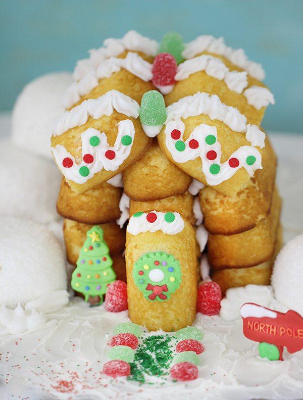 Twinkie Christmas House