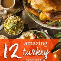 12 amazing turkey recipes for Thanksgiving