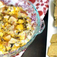 Hot Apple Pie Dip Recipe