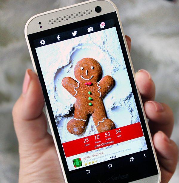christmas countdown app