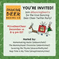 DDBC_GiveDeerCheer_Twitter Party