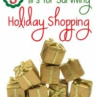 Tips for Surviving Holiday Shopping