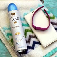 dry spray