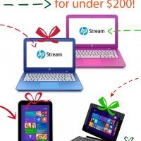 Last Minute Tech Gift Ideas Under $200! #WindowsHoliday