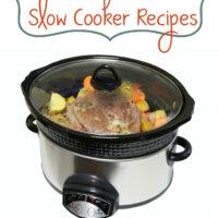 pot roast slow cooker recipes