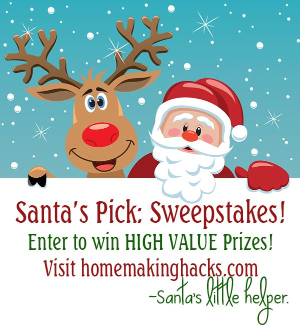 santas helper giveaways