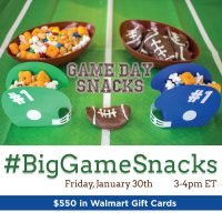 #BigGameSnacks-Twitter-Party-Jan-30-3pmEST