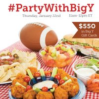 #PartyWithBigY-Twitter-Party-Jan22-11amEST